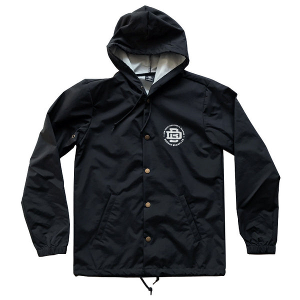 Victory Is Ours Coaches Jacket - Pullover Hood