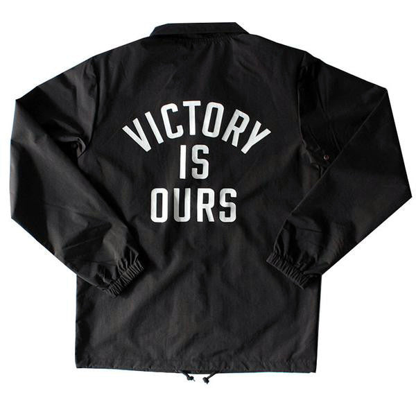 Victory Is Ours Coaches Jacket