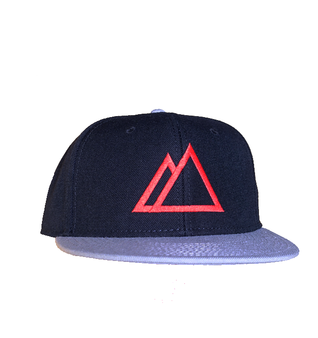 Devslopes Mountains Snapback - Coder Swag