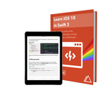 Learn iOS 10 in Swift 3 E-Book - Coder Swag