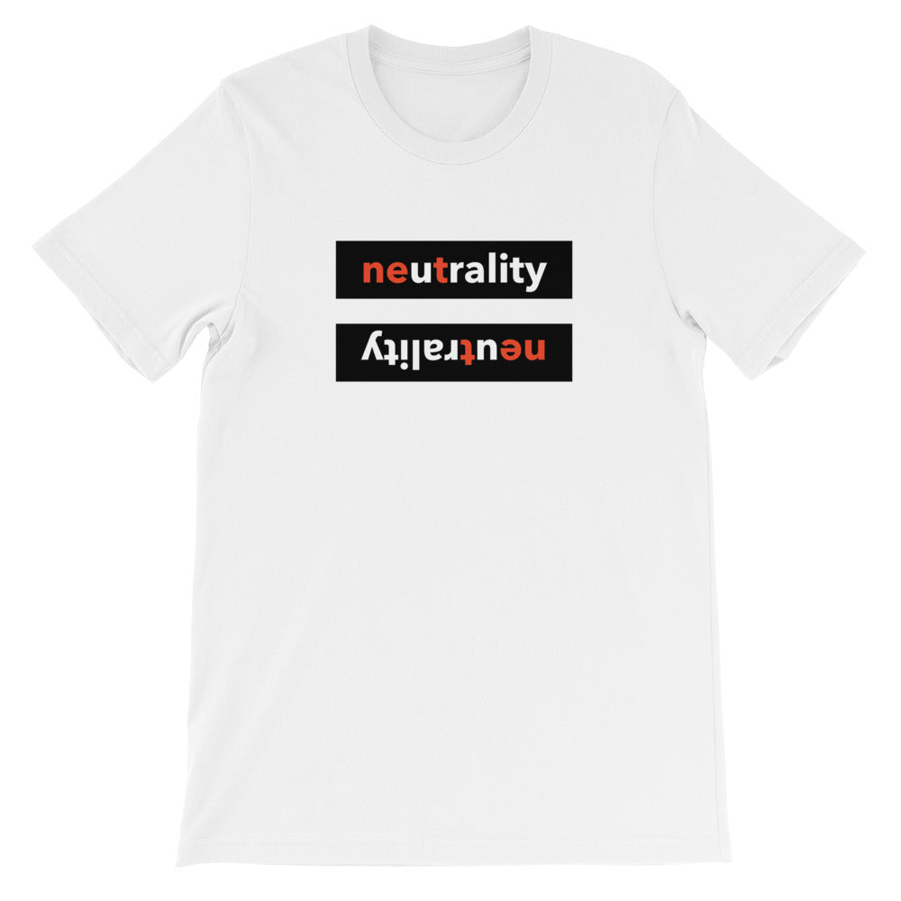 Net Neutrality T-Shirt - Coder Swag
