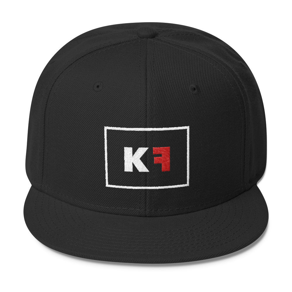 Kickflip Studios Snapback (4 Colors Available) - Coder Swag