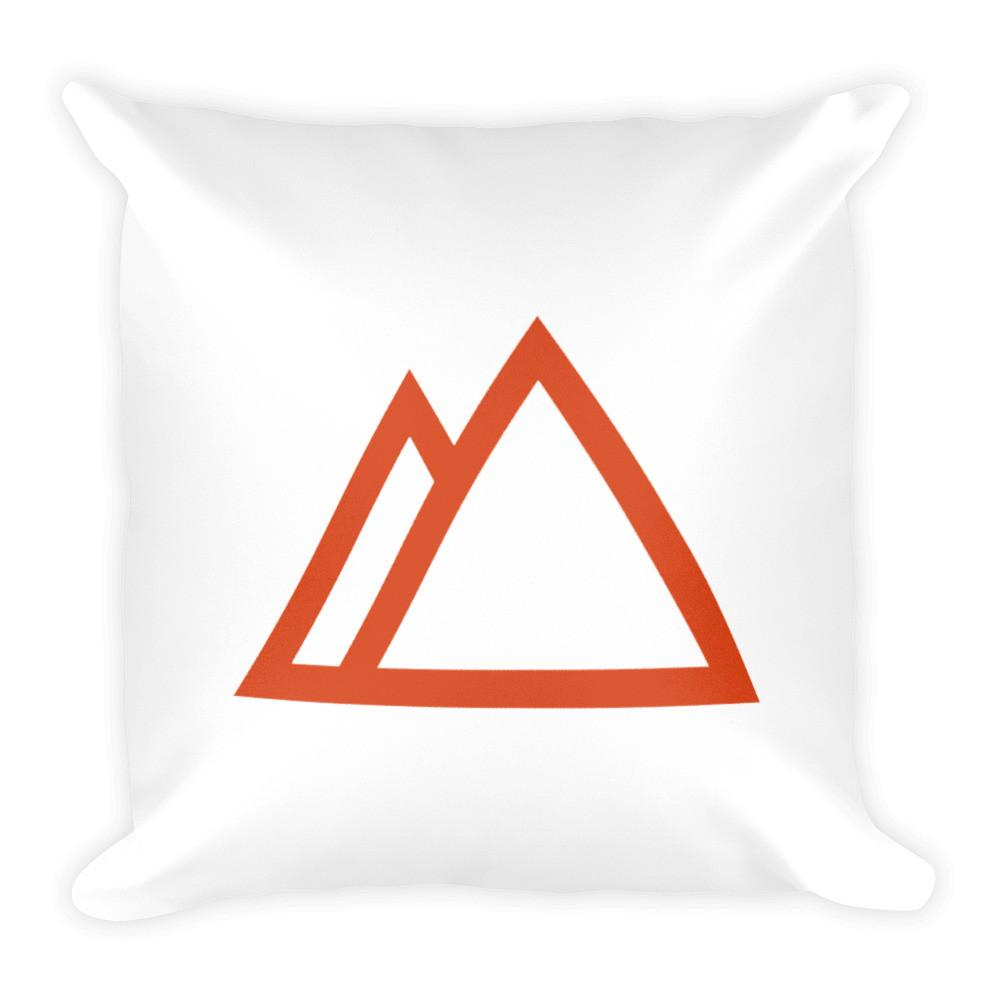Devslopes Mountains Pillow - Coder Swag