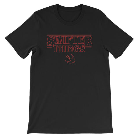 Swifter Things T-Shirt - Coder Swag