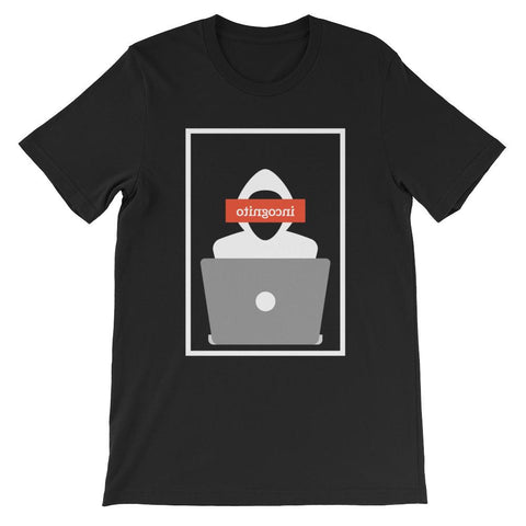 Incognito T-Shirt - Coder Swag