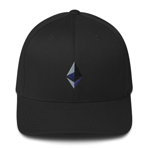 Ethereum Flexfit Cap - Coder Swag