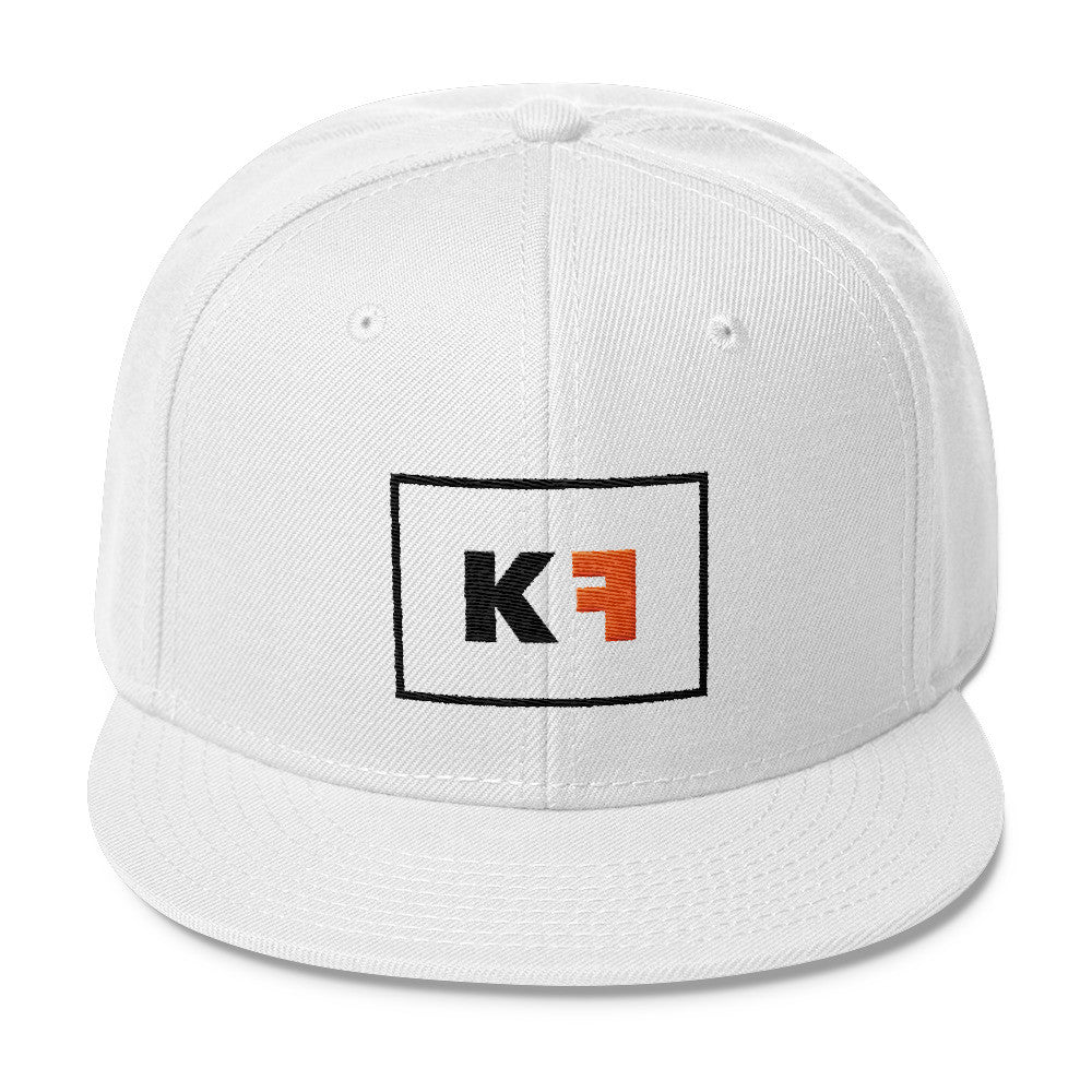 Kickflip Studios Snapback (2 Colors Available) - Coder Swag