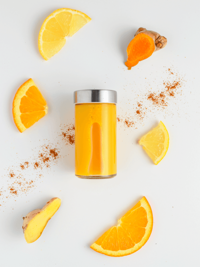 Turmeric Shot Recipe