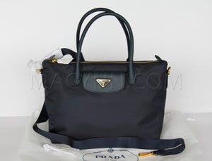 The Enduring Prada Nylon Handbag