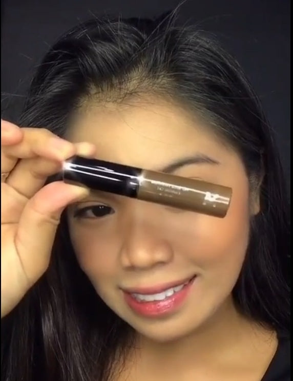 How to Apply Eyebrow Gel