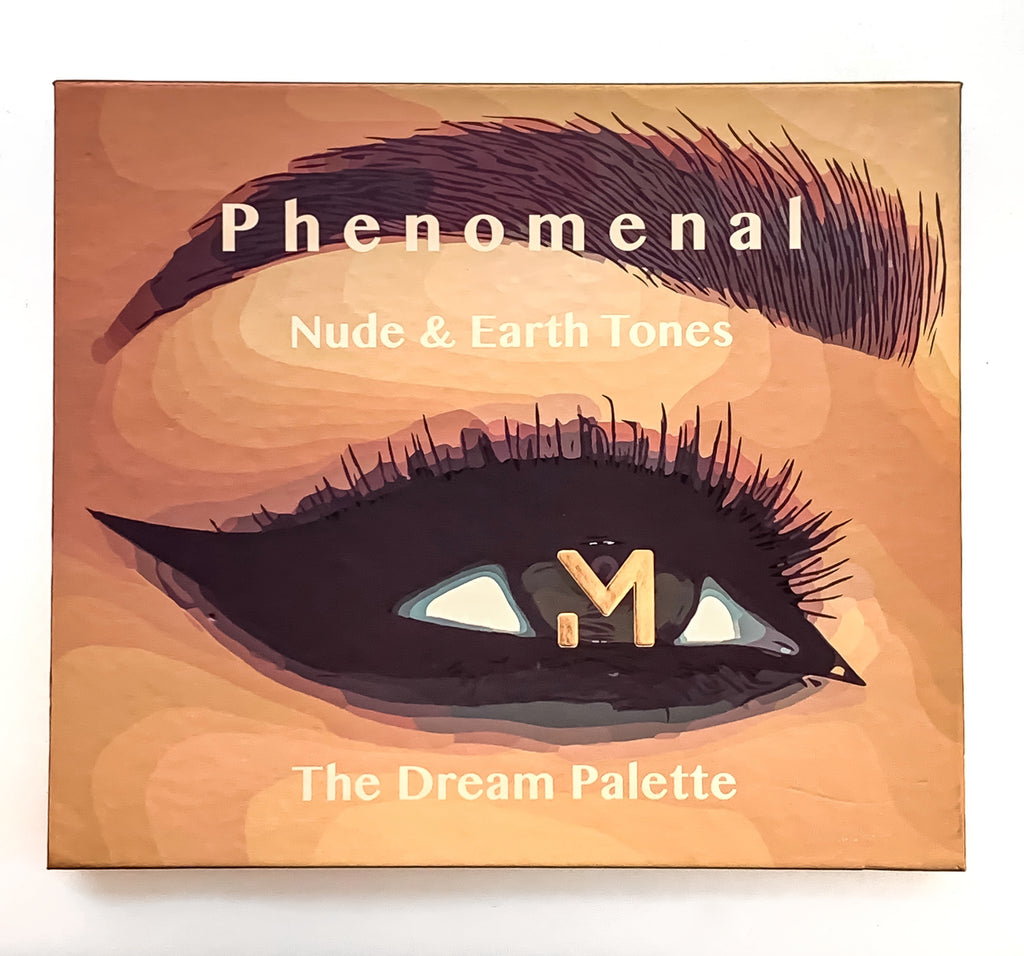 Phenomenal Eyeshadow The Dream Palette
