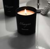 Black Jar Scented Candles