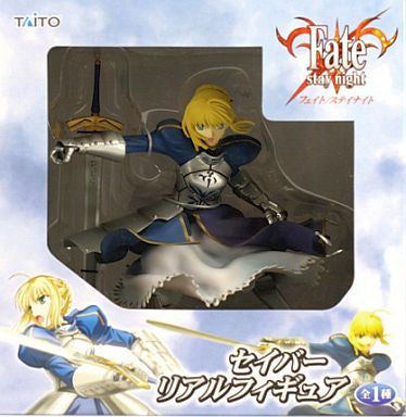 Fate Stay Night Saber PVC figure