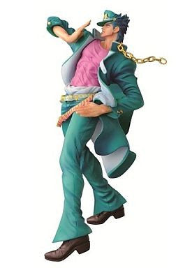 JoJo's Bizarre Adventure Jotaro Another color ver. Ichibankuji Stardust Crusaders  WHITE SIDE Rast One Prize