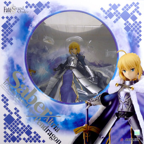 Saber Artoria Pendragon normal version Fate/GrandOrder ABS & PVC figure 1/7scale