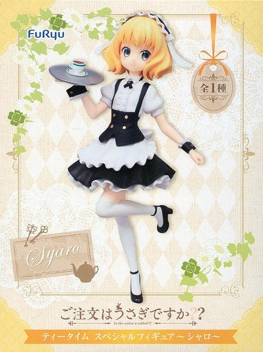 Syaro Kirima Is the Order a Rabbit?: Tea Time Special Figure