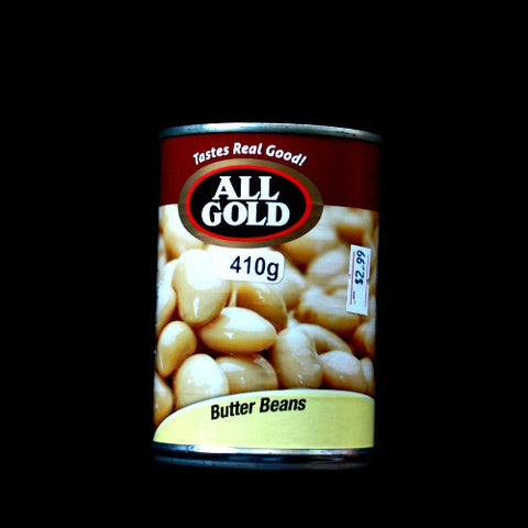 All Gold Butter Beans