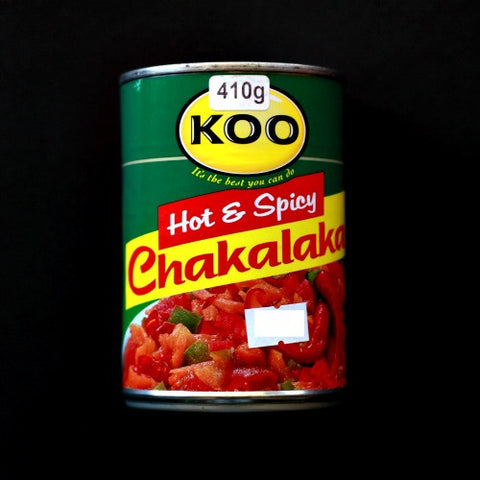 Chakalaka Hot & Spicy