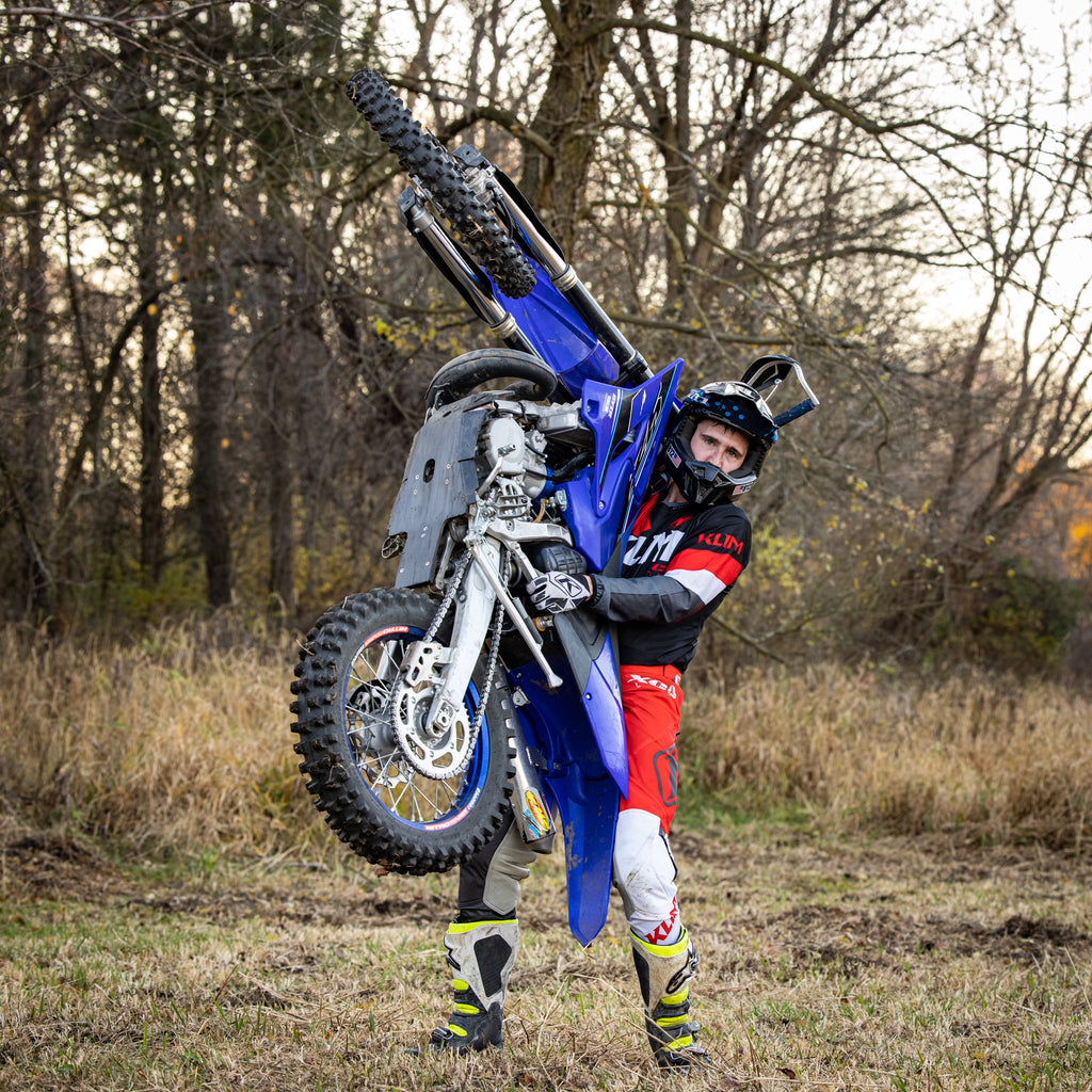8 Ways to Turn a Dirtbike Around