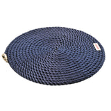 Nautical Rope Placemat Set-Blue