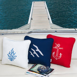 Ciel Bleu Outdoor Cushion