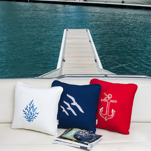 Bon Voyage Outdoor Cushion