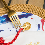 Nautical Rope Placemat Set of 6-Beige