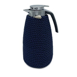 Nautical Rope Luxury Coffee Carafe-Blue