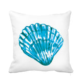 Monaco cushion multi-coloured oyster