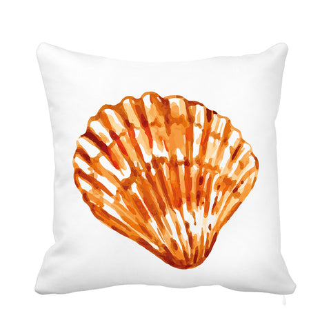 Pearl Oyster Cushion
