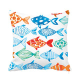 Mediterranean cushion fish multicoloured
