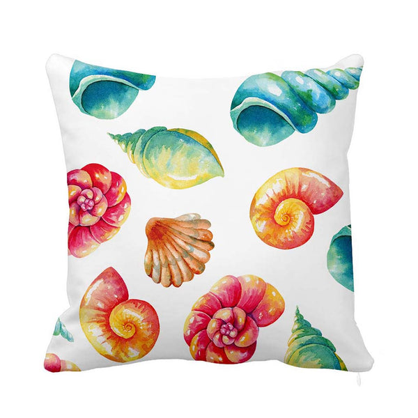 Cannes cushion multi-coloured