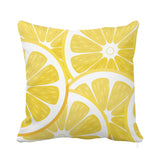 Lemon Fruit Cushion