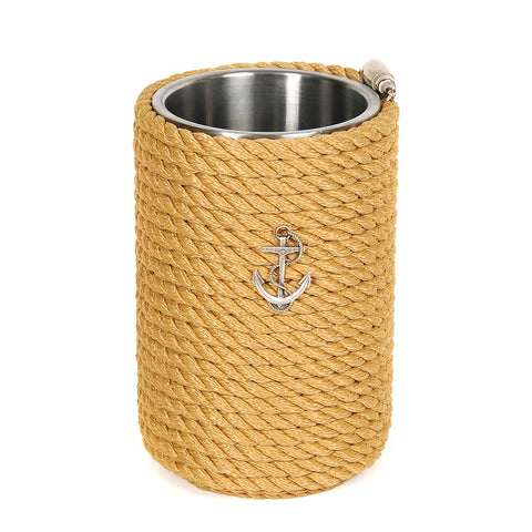 Nautical Rope Bottle Cooler