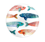 Designer Salad Plate Set of 4 - Mullets