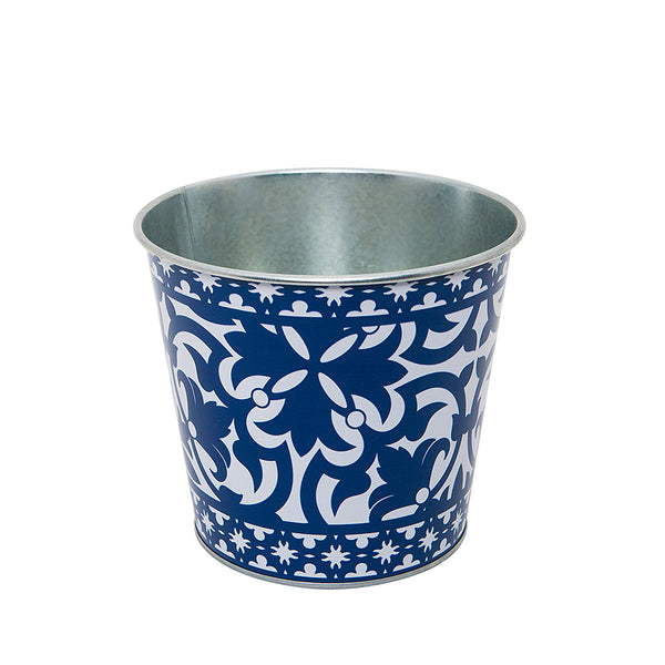 Azure Flower Pot
