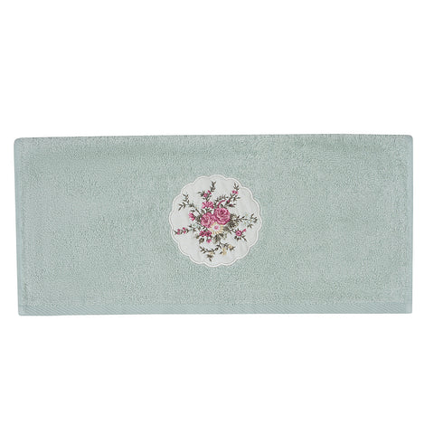 Bamboo Hand Towel-Mint