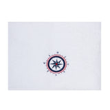 Embroidery Towel Compass