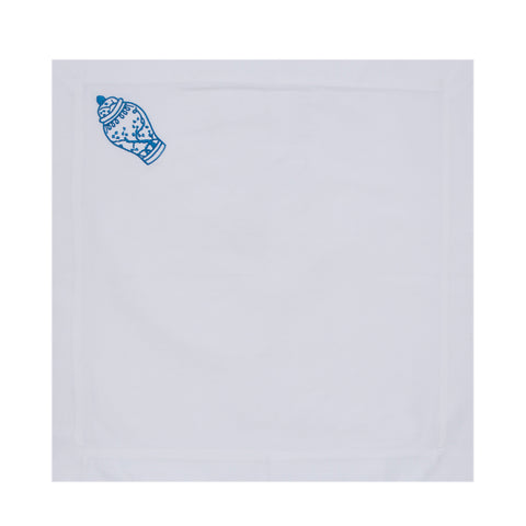 Bleu Blanc Cloth Napkin Set