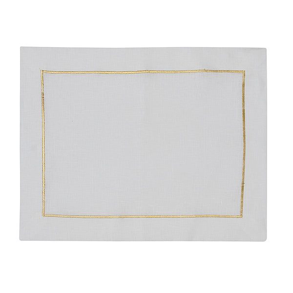 Gold Placemat  Set