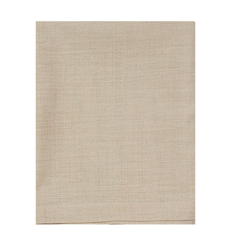 Glitter Linen Table Cloth - Ivory
