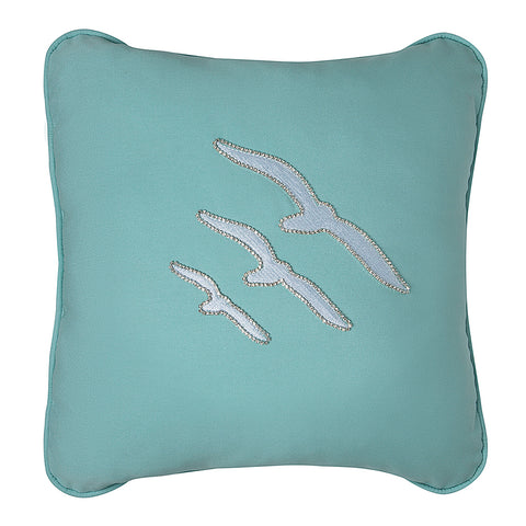Bleu de Provence Outdoor Cushion