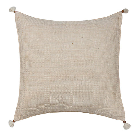 Creamy Organic Cushion
