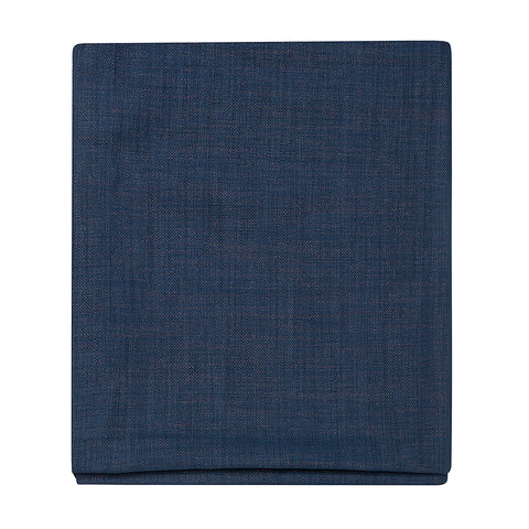 Glitter Linen Table Cloth - Azur Blue