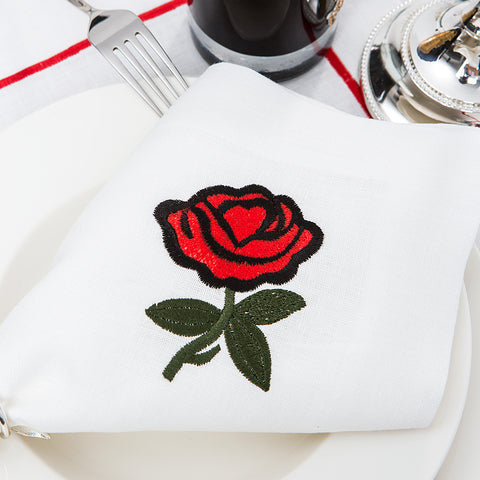 La Vie en Rose Placemat Set