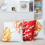 Living Coral Cushion
