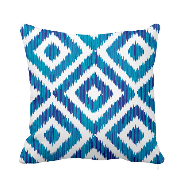 Viviv Blue Cushion