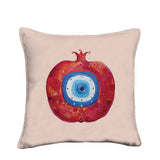 Red Charm Cushion