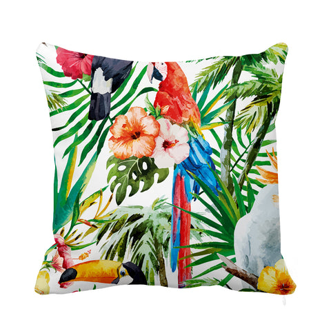 Exotic Cushion