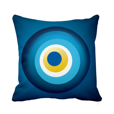 Blue Charm Cushion